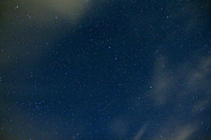 Další krok ke zvýraznění hvězd, ale také šumu.