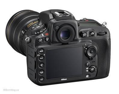 Nikon D810 zezadu