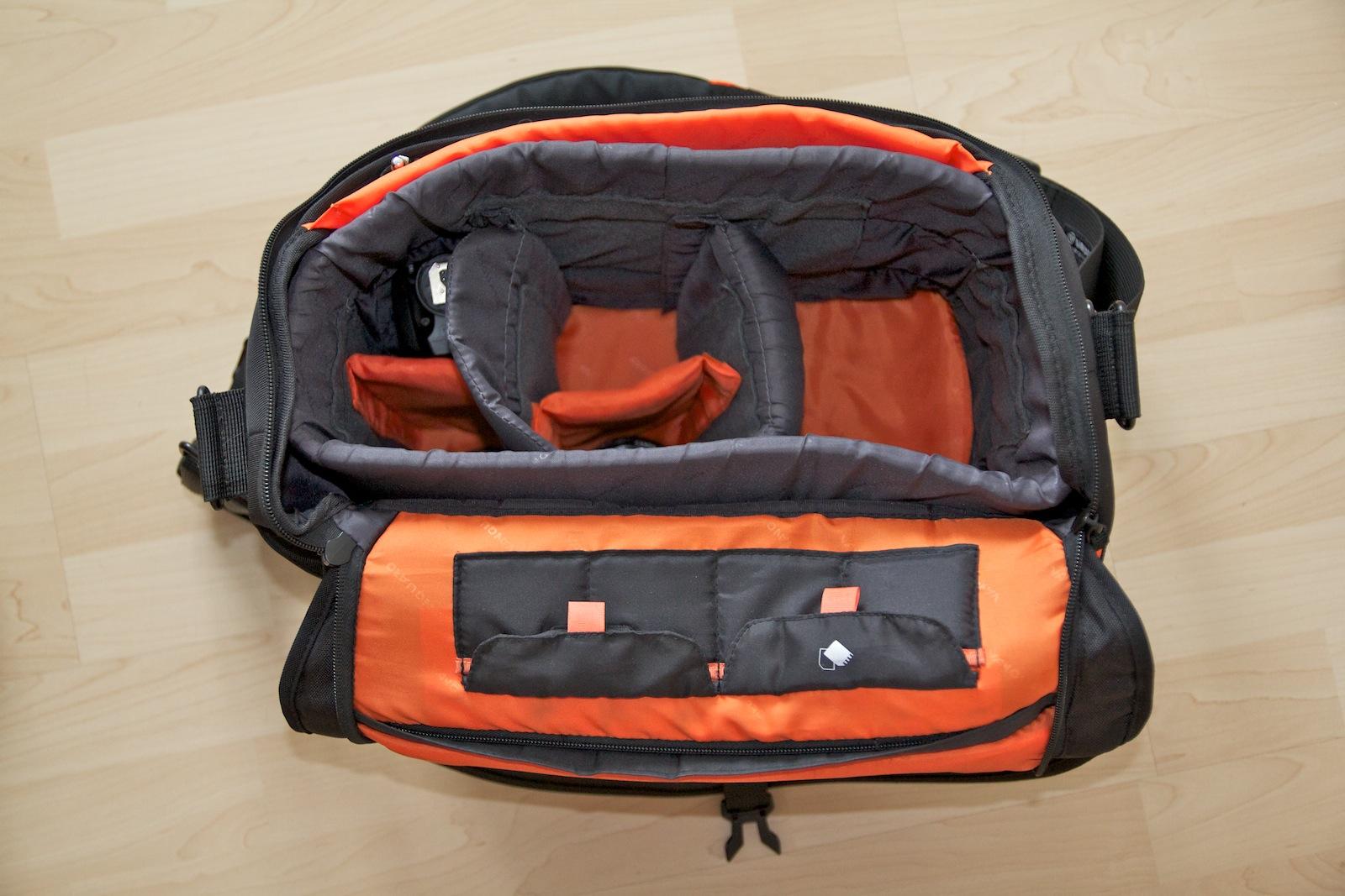 Vanguard The Heralder 33 Recenze Foto Brany Fototipy Shoulder Bag Vzhled A Proveden