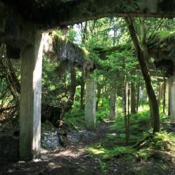 Zajatecký tábor a důlní závod ROLAVA