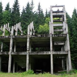 Opuštěné budovy v čr