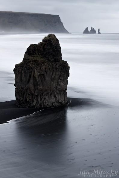 Rock at a beach